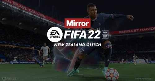 FIFA 22 New Zealand glitch will let you play the full game today