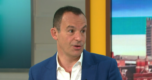 Martin Lewis recalls moment fan called him a 'c**t' in front of his 3-year-old