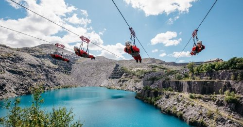 UK's best bucket list trips from zip lines and hikes to beautiful landmarks