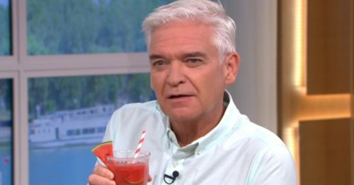 Phillip Schofield warns This Morning guest over swearing after cocktail blunder