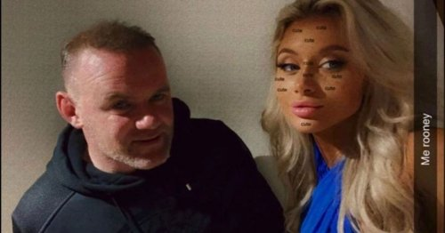Wayne Rooney claims he feared being blackmailed over hotel pics with three women