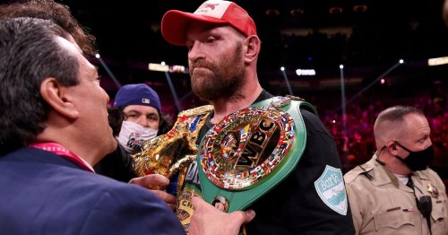 Tyson Fury's next fight pencilled in for March with British duo on shortlist