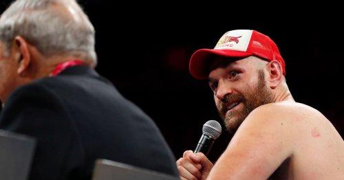 Eddie Hearn questions Tyson Fury's rankings rise after Deontay Wilder win