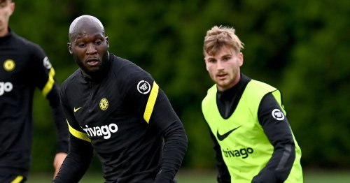 """Thomas Tuchel has """"clear impression"""" how Timo Werner and Romelu Lukaku can work"""