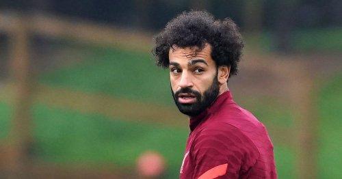 Mo Salah told he can emulate Cristiano Ronaldo career during contract talks