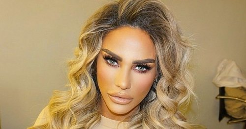 Katie Price to legally change her name for first time after marrying Carl Woods