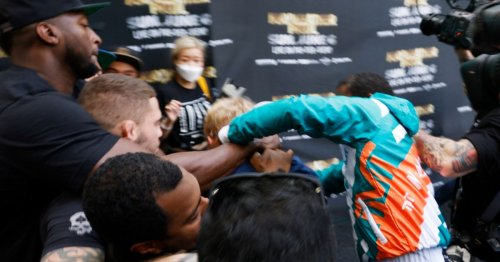 """Conor McGregor slams Floyd Mayweather over """"embarrassing"""" brawl with Jake Paul"""