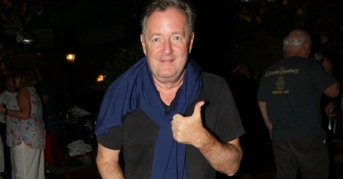 Piers Morgan enjoys boozy night in pub as he celebrates new job after GMB exit