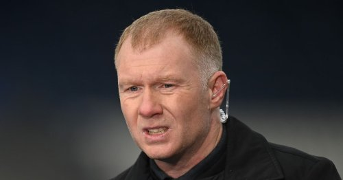 Scholes' really worrying Man Utd vs Liverpool first half prediction was bang on