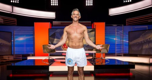 Gary Lineker holds talks over role in Leicester City movie
