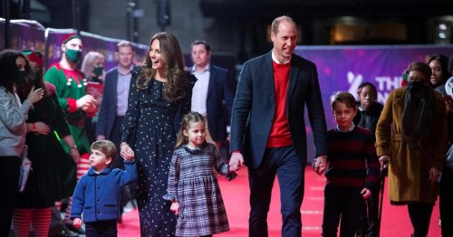 Inside William and Kate's half-term holiday - private suite and nanny in tow