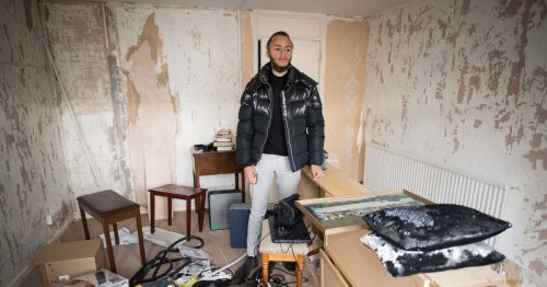'Slum' estate CEO earns £343k-a-year while residents' live with rats and mould