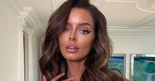 Love Island's Maura Higgins used to work as a ring girl for boxer Anthony Joshua
