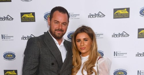 Danny Dyer brands daughter's exes 't**ts' and wants man who 'worships her'