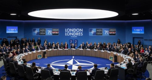 Boris Johnson jets to NATO summit as Russia relations at lowest since Cold War