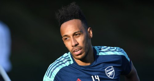 """Aubameyang in a """"different position"""" for Arsenal ahead of north London derby"""