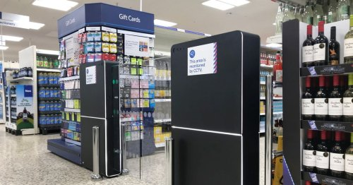 Tesco brings in security barriers for alcohol aisles to stop shoplifting