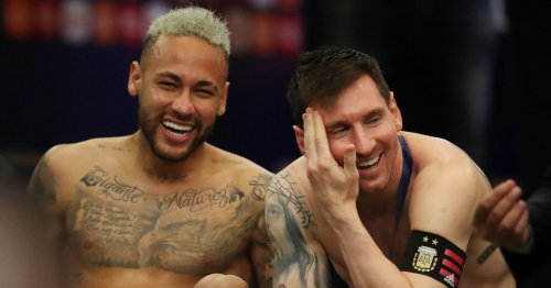 Neymar's declaration on Lionel Messi reunion at PSG as Barcelona exit confirmed