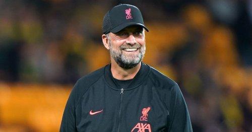 Jurgen Klopp has been given extra Liverpool option ahead of busy schedule