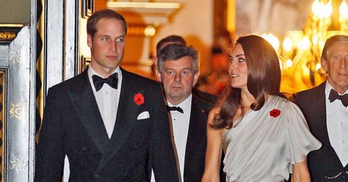 'Anxious' Prince William had meeting with Queen over doubts about Kate