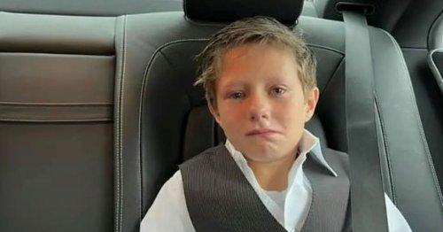 Schoolboy left in tears after cruel bullies target him over Iron Man costume