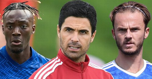 Arsenal's six transfer targets - and how close Arteta is to signing them rated