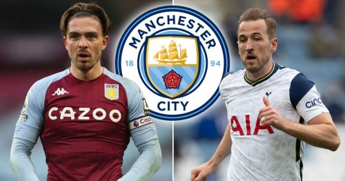 Man City latest on Harry Kane as Jack Grealish 'agrees personal terms'