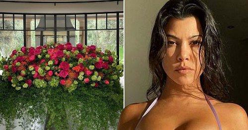 Travis Barker melts Kourtney Kardashian's heart with bouquet surprise after PDAs