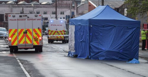 Boy, 17, dies after being chased into shop and stabbed before car crashed nearby