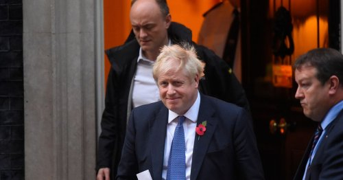 Boris Johnson 'ranted about being The King' after election win, Cummings claims