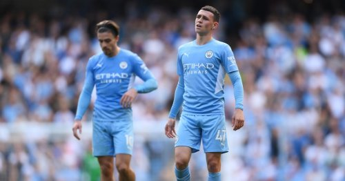 Foden concedes Euro 2020 injury was difficult to get over after Man City return