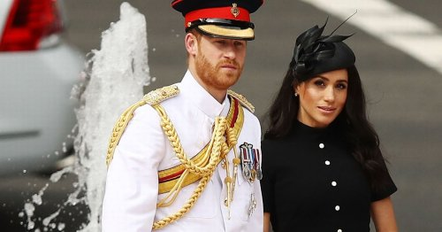 Palace is a 'lot calmer' without Meghan Markle and Prince Harry 'kicking off'