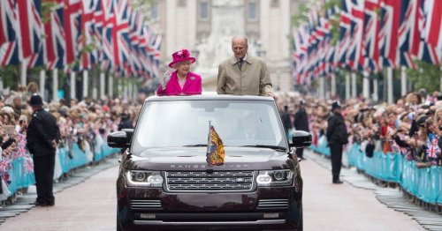 Grieving Queen turns 95 as she marks first birthday without Prince Philip
