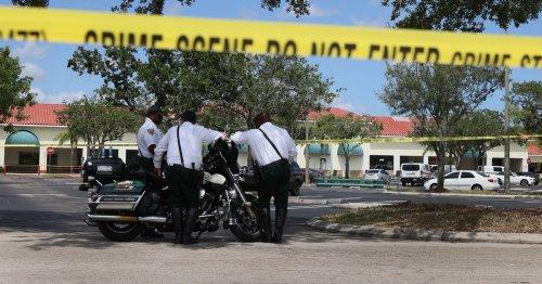 Murder-suicide inside supermarket leaves three dead, including toddler