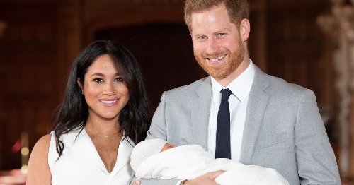 Harry and Meghan 'trolling the world' with unclear snaps of Archie, says author