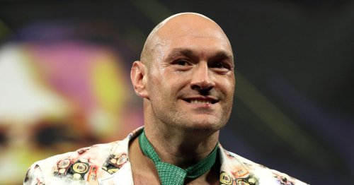 Tyson Fury responds to call-out from UFC champion Francis Ngannou