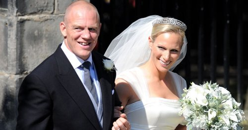 Family member was 'dead against' Zara and Mike Tindall's marriage