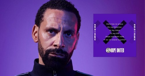 Rio Ferdinand issues powerful statement ALL football fans need to read