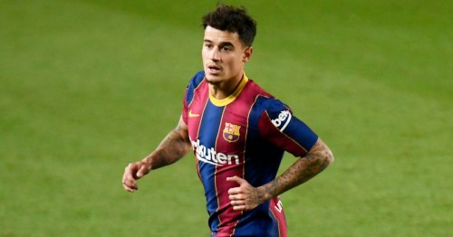 Barcelona 'to axe 10 stars in summer clear-out' including Philippe Coutinho