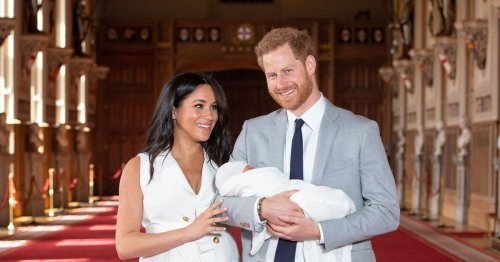 Meghan and Harry didn't consult Archbishop for Archie baptism date