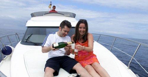 'Unluckiest couple in Britain' break up after losing £3million Lottery ticket
