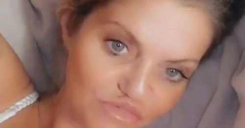 Danniella Westbrook shows glam 'evening face' after getting Botox and fillers