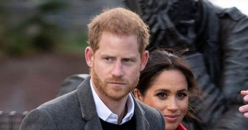 Meghan 'using book to show Harry is upset at being stripped of military titles'