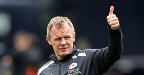 """Saracens boss hails """"remarkable"""" stalwart who left retirement to help save club"""