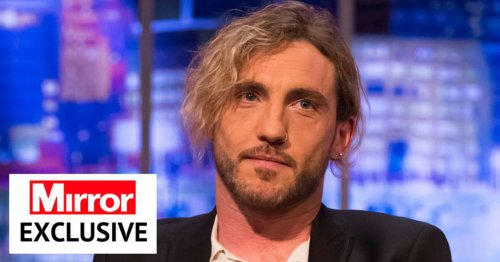 Seann Walsh battling depression and anxiety after Strictly kiss 'ruined life'