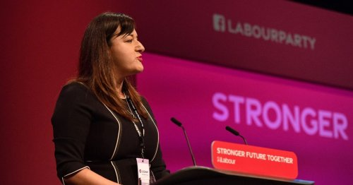 Labour's Ruth Smeeth tells anti-Semites 'you failed' in powerful speech