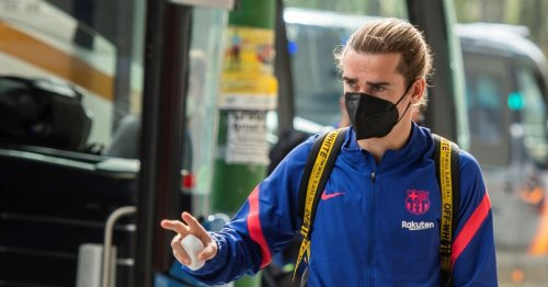 Antoine Griezmann 'makes transfer decision' amid Tottenham and Man City interest