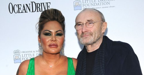Phil Collins' ex claims she tried to help amid 'dwindling sex life and hygiene'
