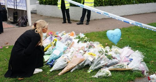 Cops could guard MPs at constituency meetings in wake of David Amess stabbing