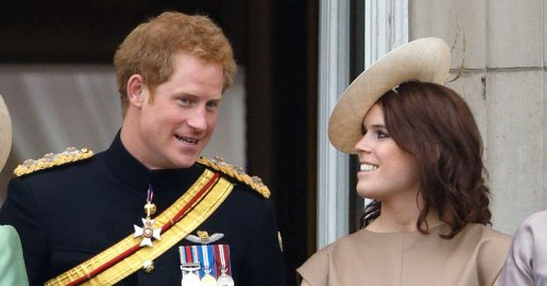 Eugenie 'could be first royal' to meet Harry and Meghan's new daughter Lilibet